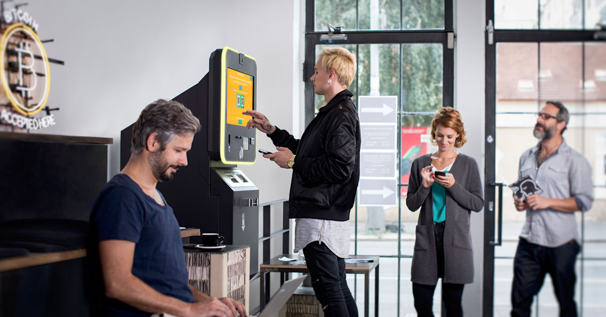 When and why will you need a Bitcoin ATM machine?